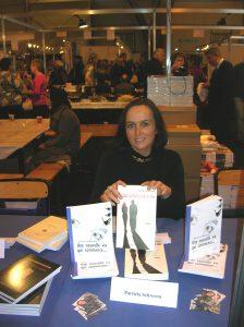 Romancière Patricia Schwerm